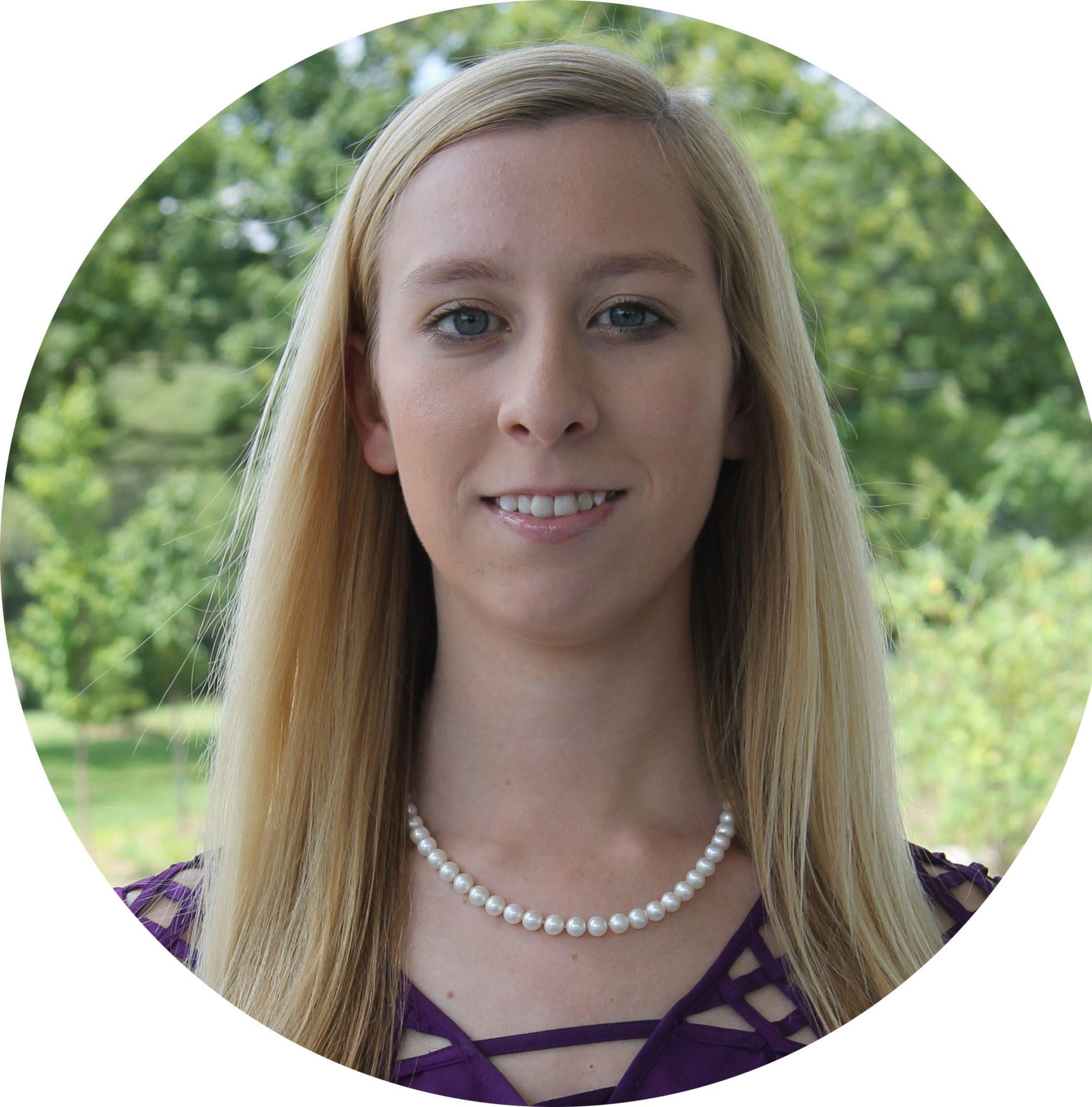 Stephanie Blair, Delta Delta