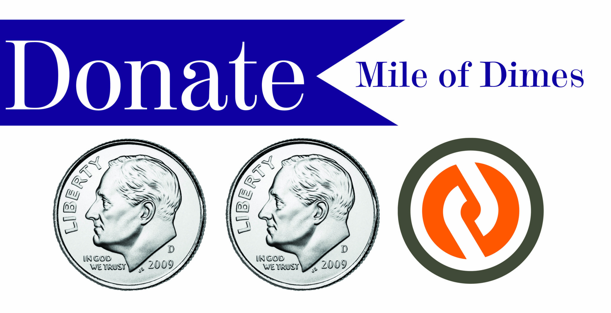 Donate Mile of Dimes