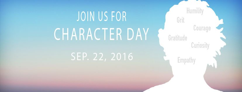 Character Day Facebook Cover Photo