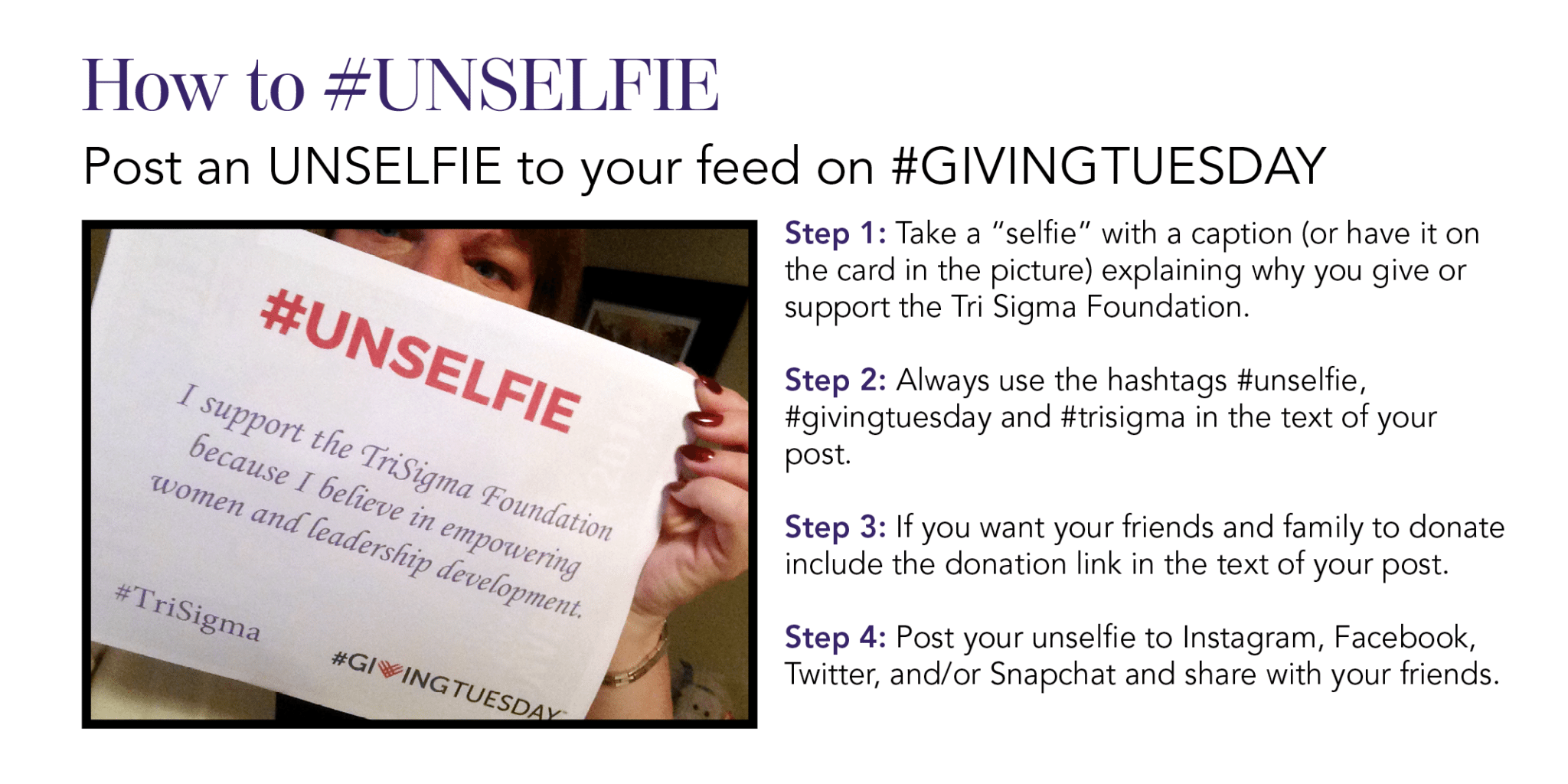 how-to-unselfie