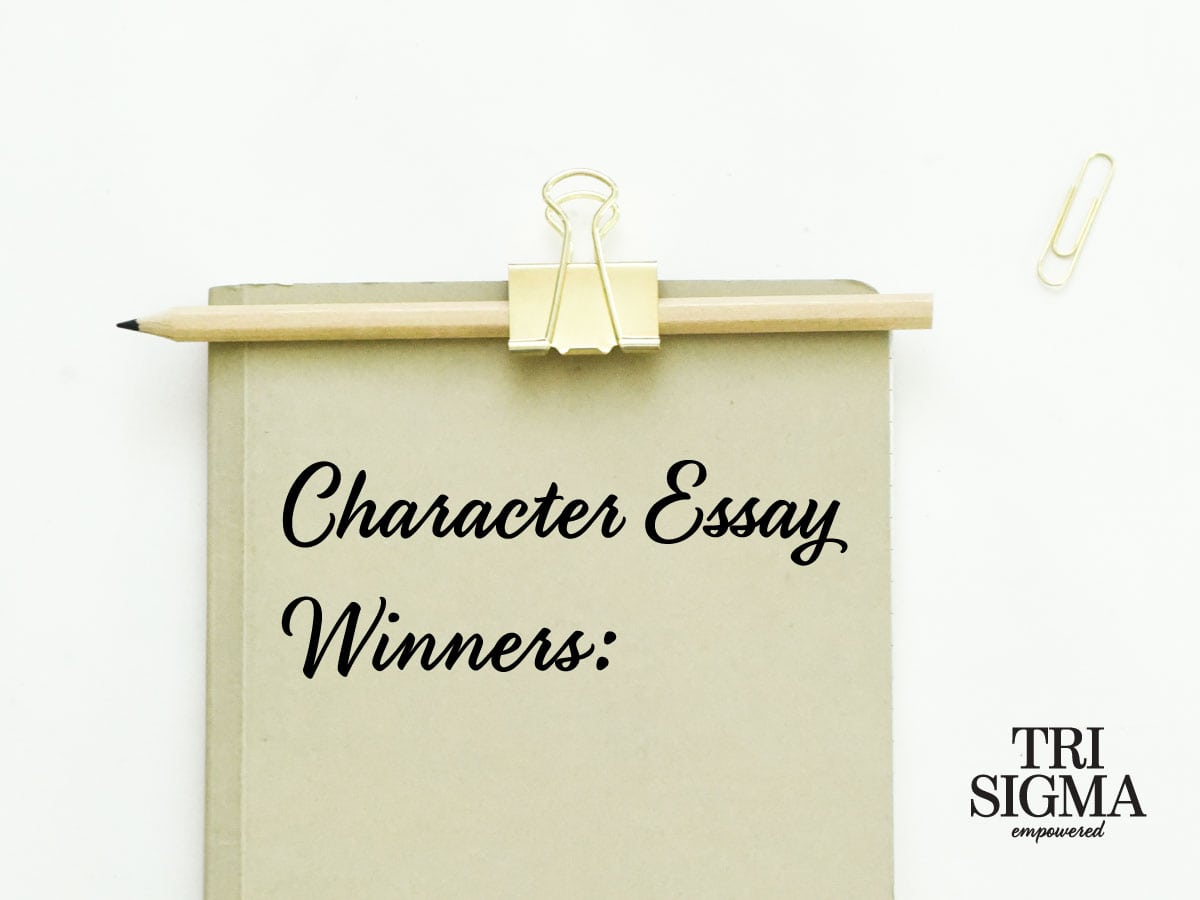 character counts essay contest Essays must be understated character counts essay contest friday, november 3, 2017 we are made to announce the character counts essay contest character executions.