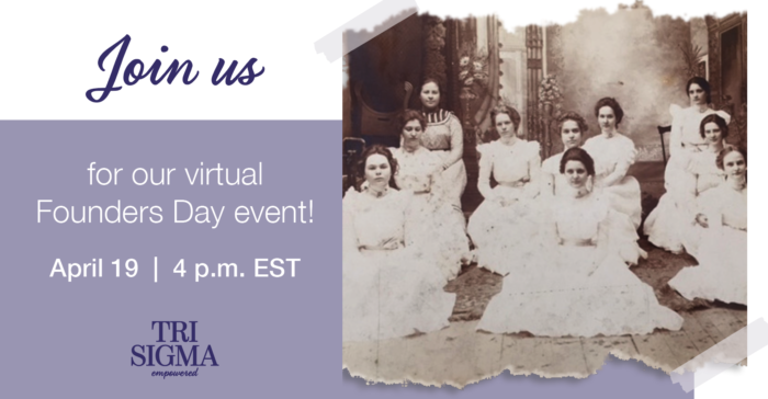 Virtual Founders Day Information